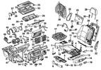 Thumbnail MERCEDES ML320 ML350 1998-2005 PARTS MANUAL